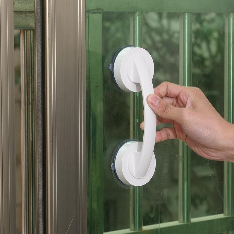 Корея ванная комната стекло двери небольшой обрабатывать мощный присоска гардероб ручка двери обрабатывать шкаф выдвижной ящик окно раздвижные двери обрабатывать