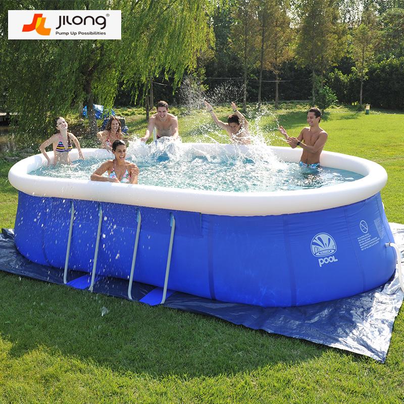 超大型家庭婴儿童充气游泳池加厚小孩海洋球池家用大号成人戏水池