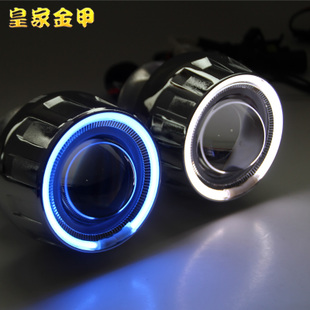 Angel Eyes motorcycle bifocal lens through means 95 percent of domestic vehicle distance light lens