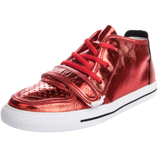平底單鞋女2020新款ccvv女鞋休閒高幫真皮韓版百搭學生板鞋小白鞋