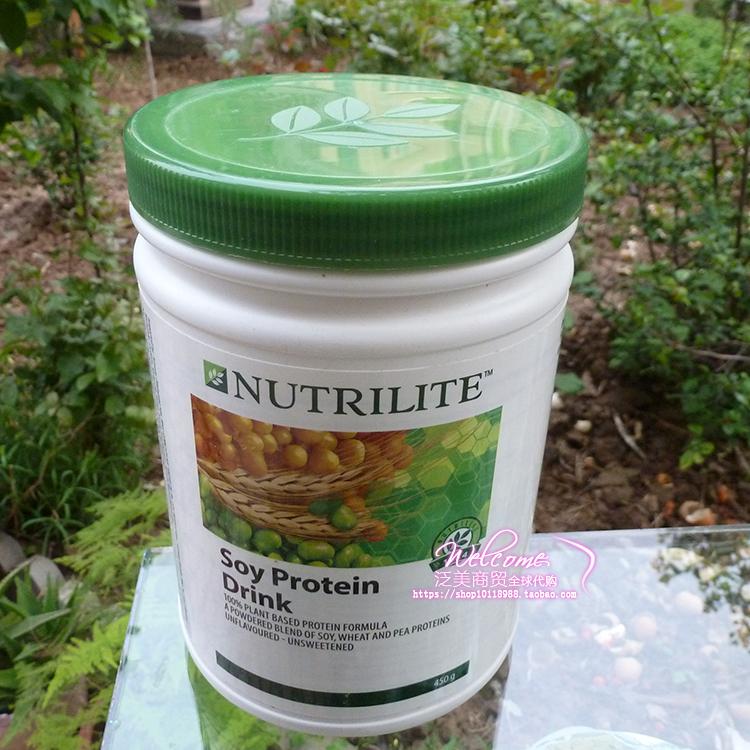 美国产安利纽崔莱蛋白质粉 450克  美国产安利蛋白质粉