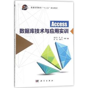 access数据库技术与应用等正版书籍