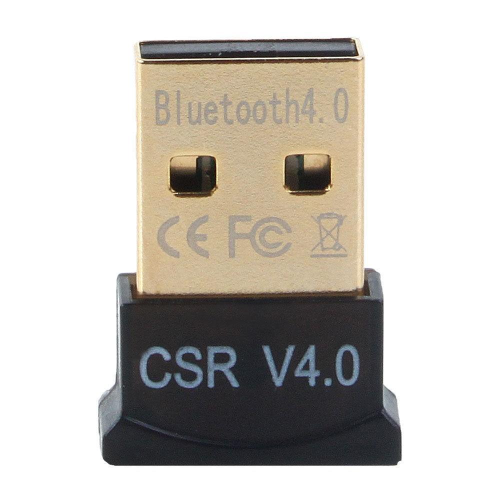 蓝牙适配器台式机笔记本电脑usb外置蓝牙发射器音响4.0蓝牙接收器