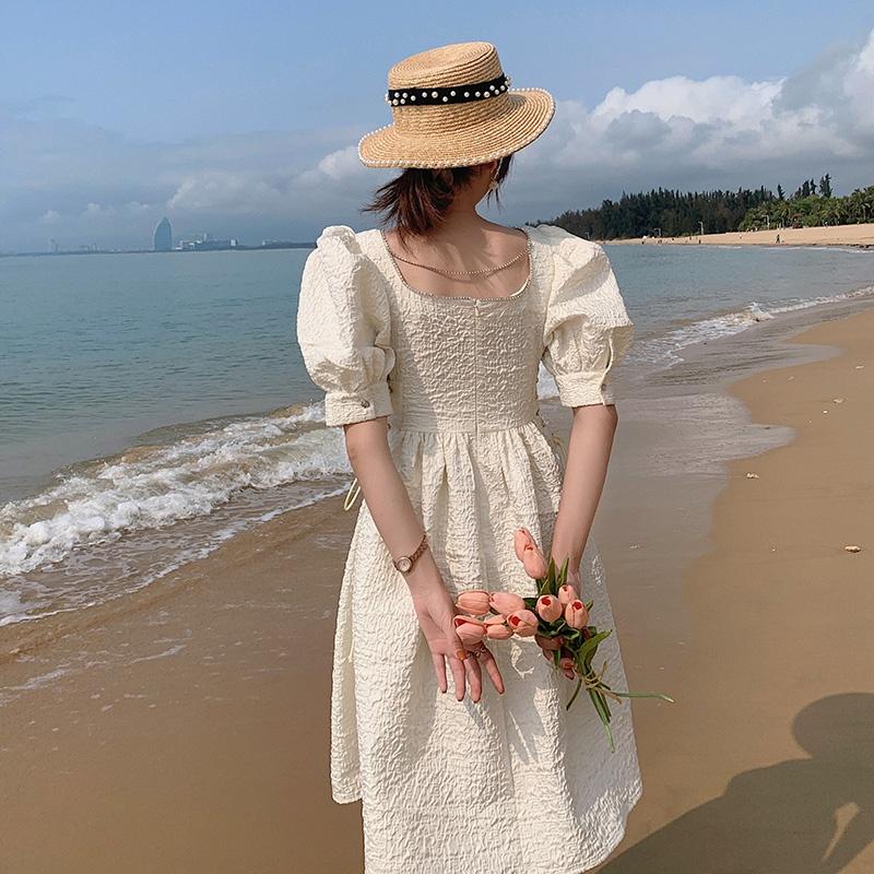 【主推现货】高品抽绳装饰连衣裙025-H130--P115--K168,女装连衣裙,三咪服饰