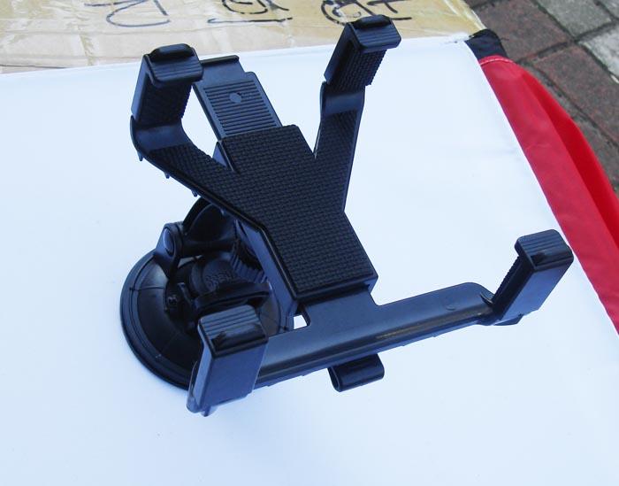 奥可视 T7 X70 G708 GPS 汽车导航7寸导航通用吸盘支架*