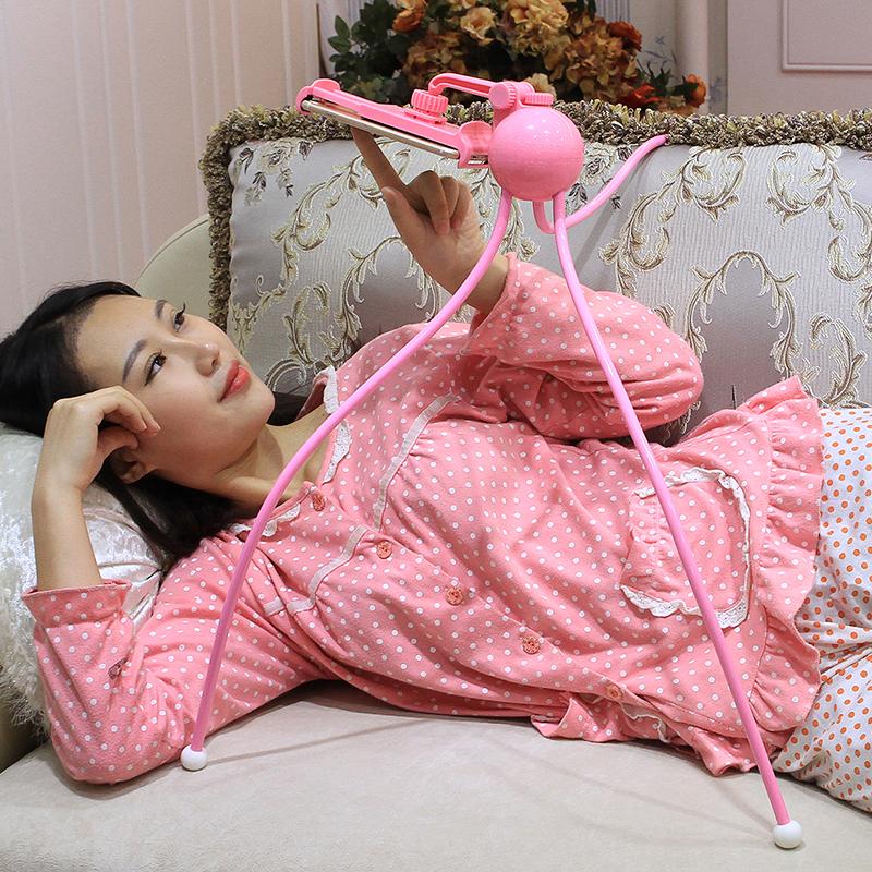 10月19日最新优惠懒人手机床头ipad宿舍床上手机架