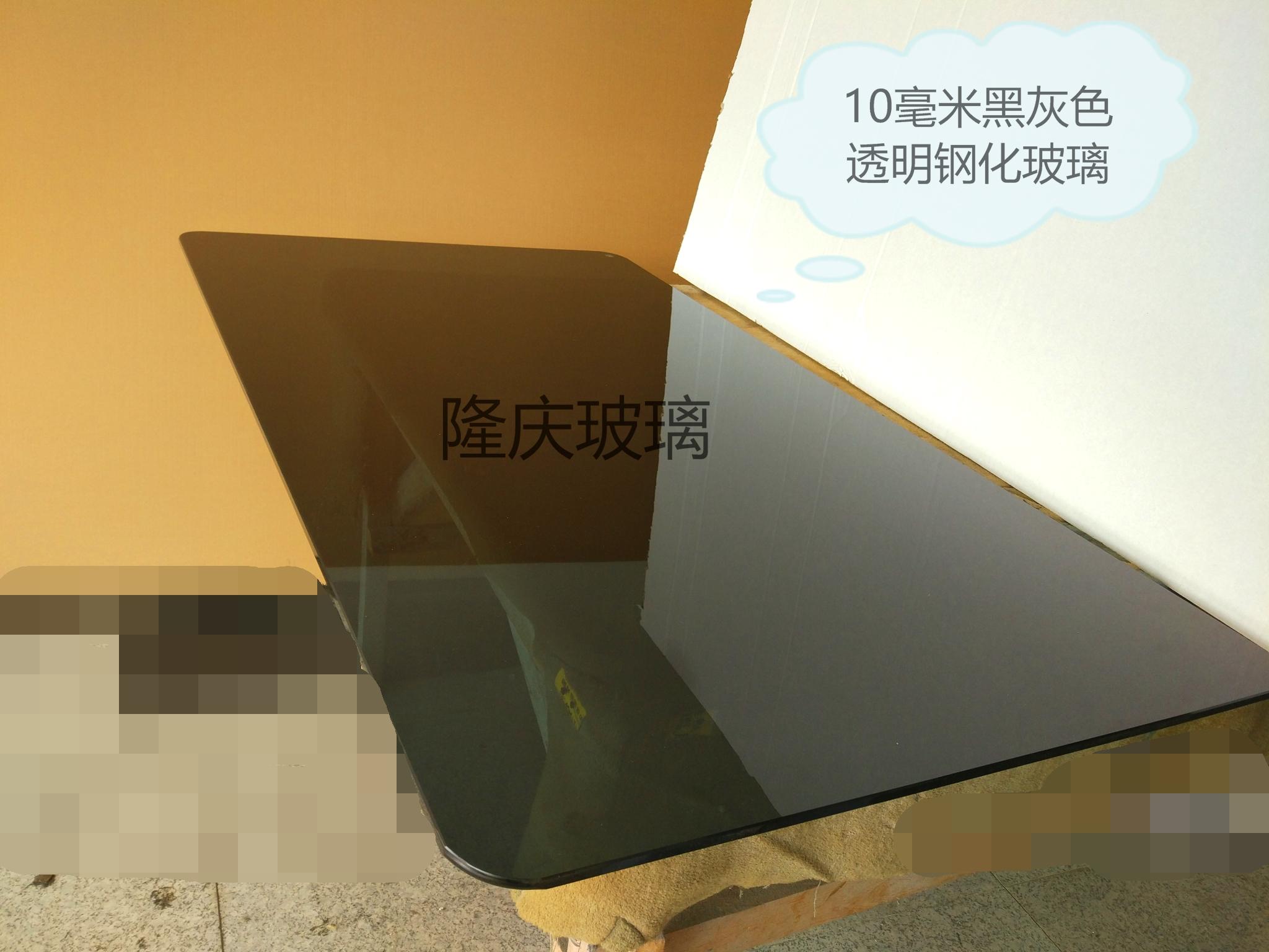 Новые товары обычай сделать серый черный цвет синий зеленый прозрачный закалённое стекло рабочий стол отрезать ламинаты больше охрана окружающей среды красивый