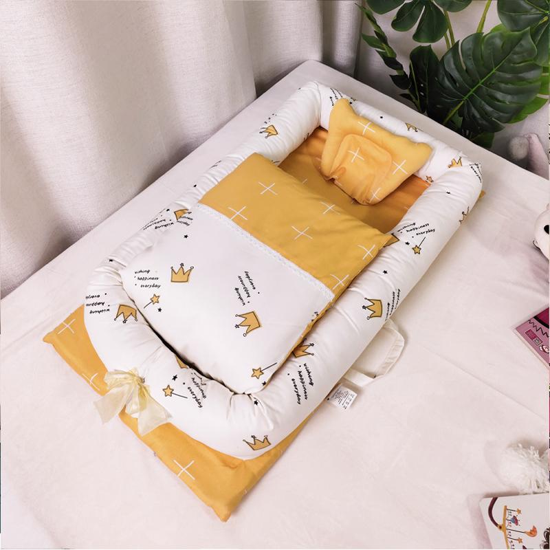 热销13件五折促销婴儿床新生儿可折叠便携式bb旅行床