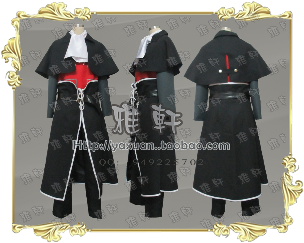 Yaxuan Cosplay clothing unlight guluwaldo new product