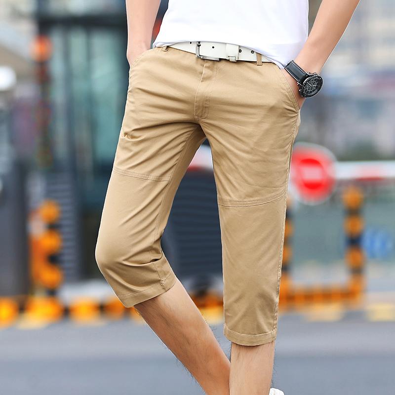 男短裤七分裤清凉透气