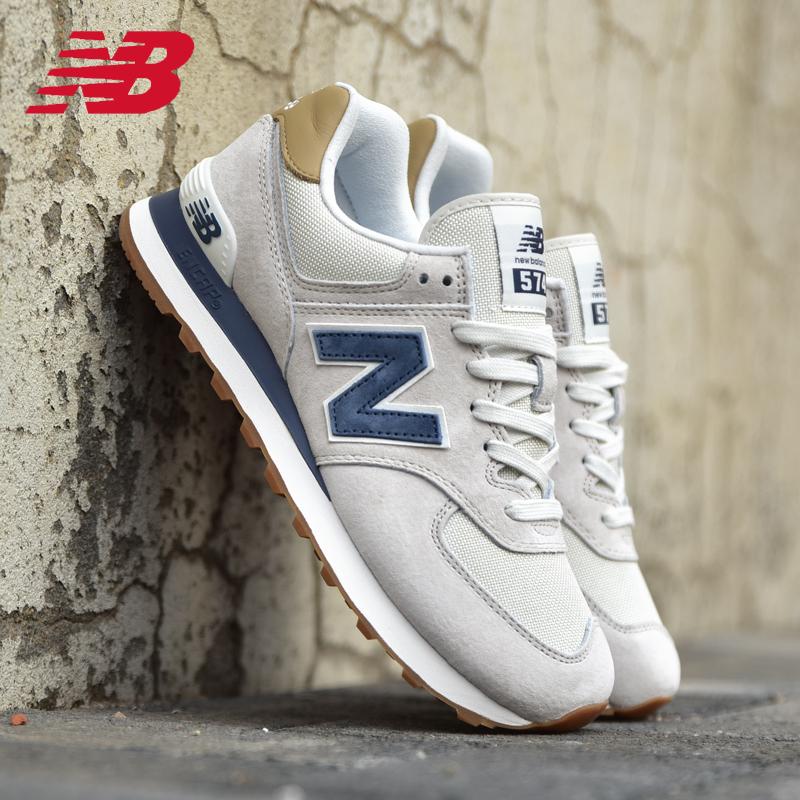 New Balance NB男鞋女鞋情侣复古休闲运动跑步鞋ML574LGI/PTR/NCB