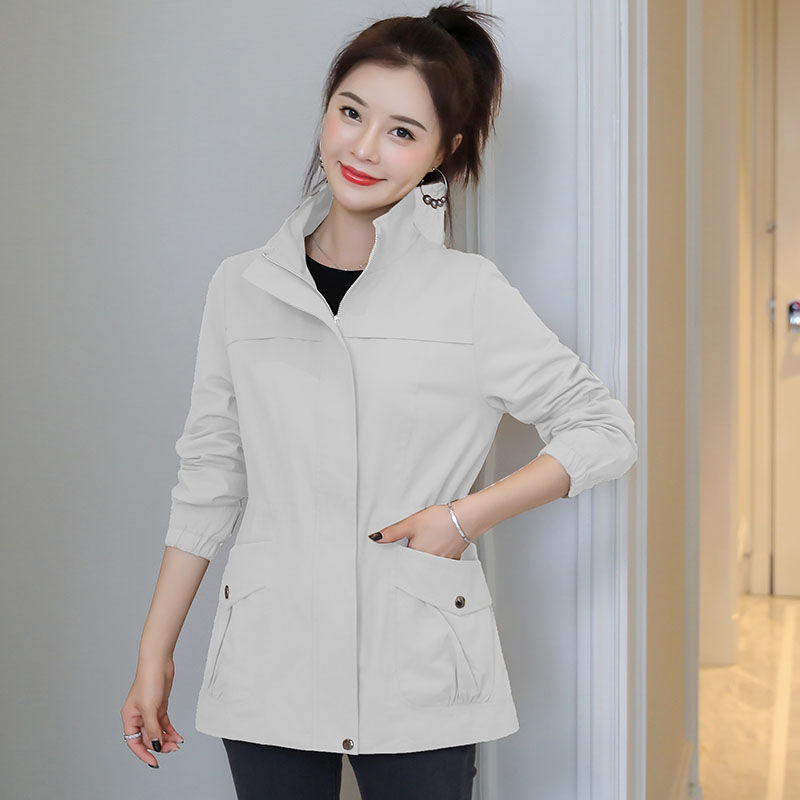 Single layer / double layer short coat new style in spring and autumn of 2020