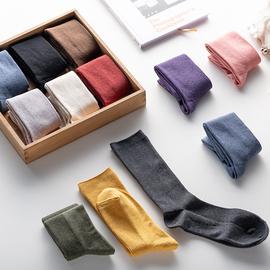 长绒棉 可以多入手几双的好袜子 产后保暖堆堆袜图片