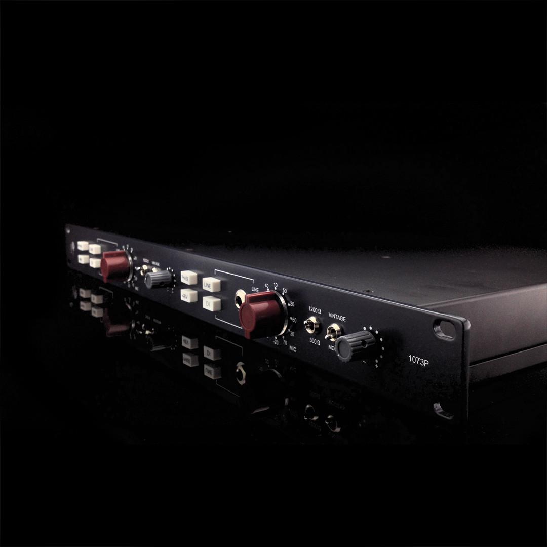 MAYE 1073话放 再现经典NEVE 1073 专业话筒放大器 DI 母带处理器