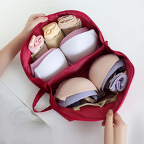 Large capacity Travel makeup bag Female multi-function trumpet simple portable wash storage bag set cosmetic products bag