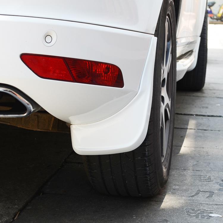 於17款沃爾沃XC60擋泥板 XC60烤漆擋泥板XC60擋泥皮 XC60改裝