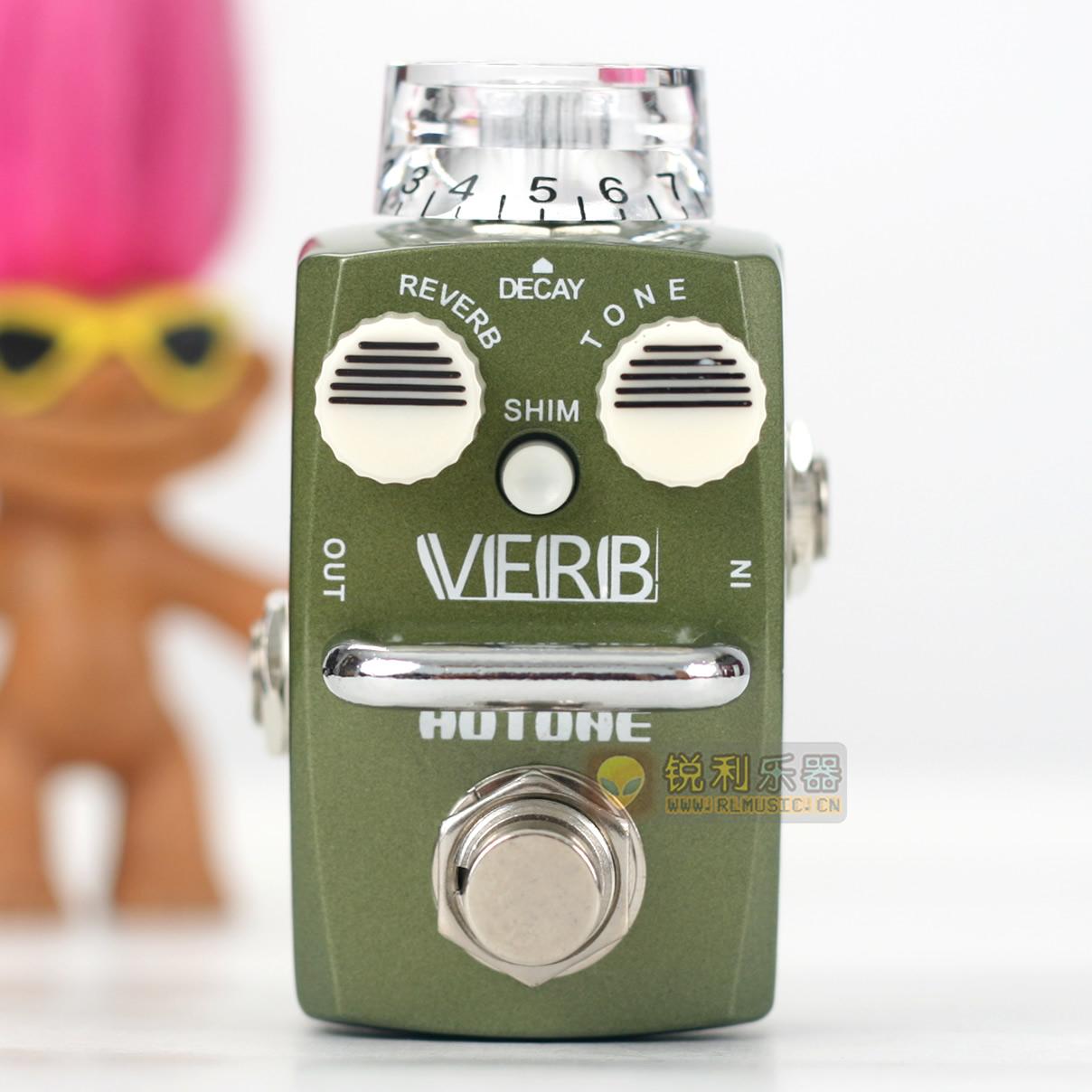 【Hotone Verb Reverb】幻音混响效果器【锐利乐器】