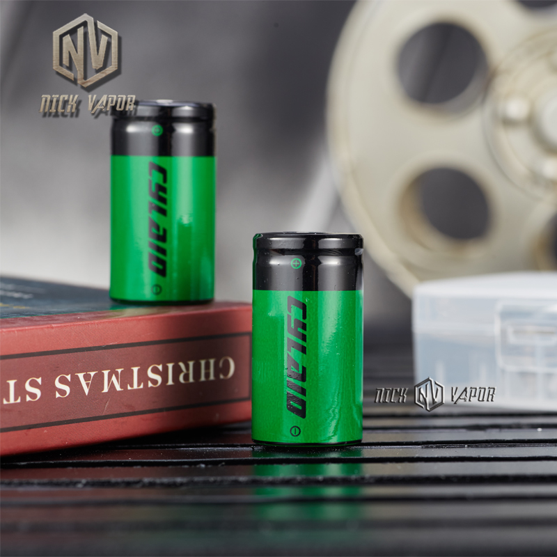 原装正品YLAID动力锂电池18350 18500 900mA 1200mA 现货电子烟