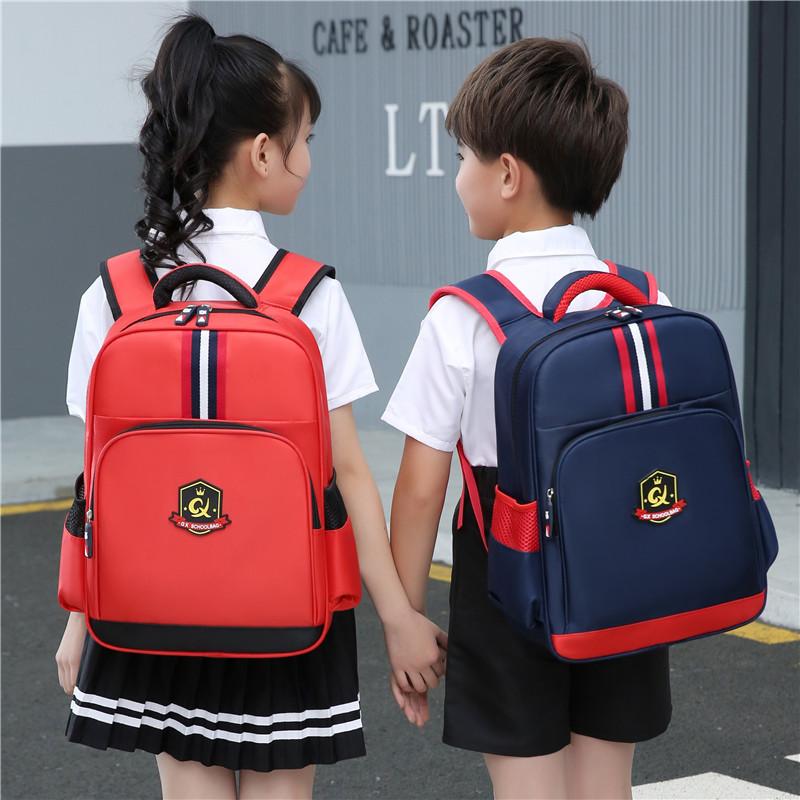 小学生男女1-2-3-6年级男孩双肩包