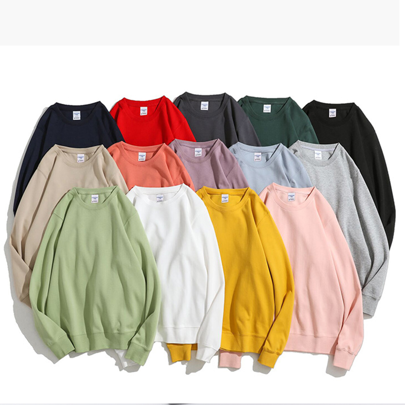 Mini mens spring sweater mens Japanese Pullover Hooded mens crew neck long sleeve sweater new fashion