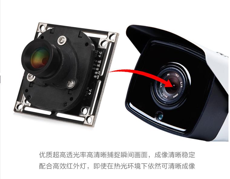 200�f高清�W�j�z像�^1080P�底直O控器H.265解�aIP CAMERA�z像�C