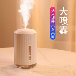 usb大容量家用静音桌面空气净化器