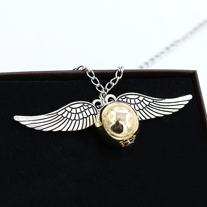 Harry Potter and Deathly Hallows Angel Wing Necklace manufacturer
