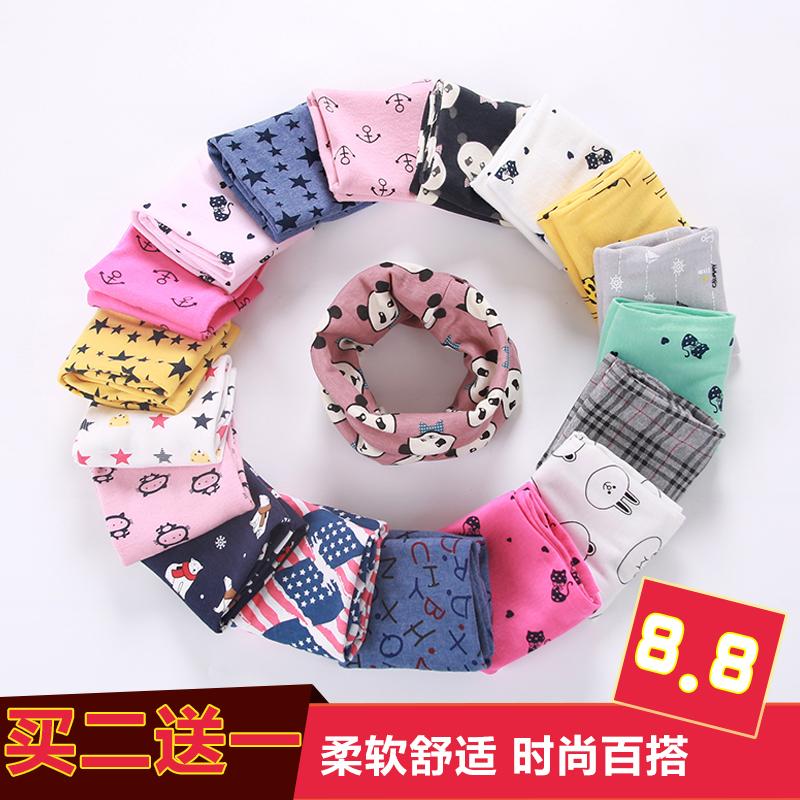 Каждый день специальное предложение купить 2 отправить один мужской и женщины ребенок шарф осенне-зимний тёплый ветролом ребенок нагрудник ребенок шарф ошейники