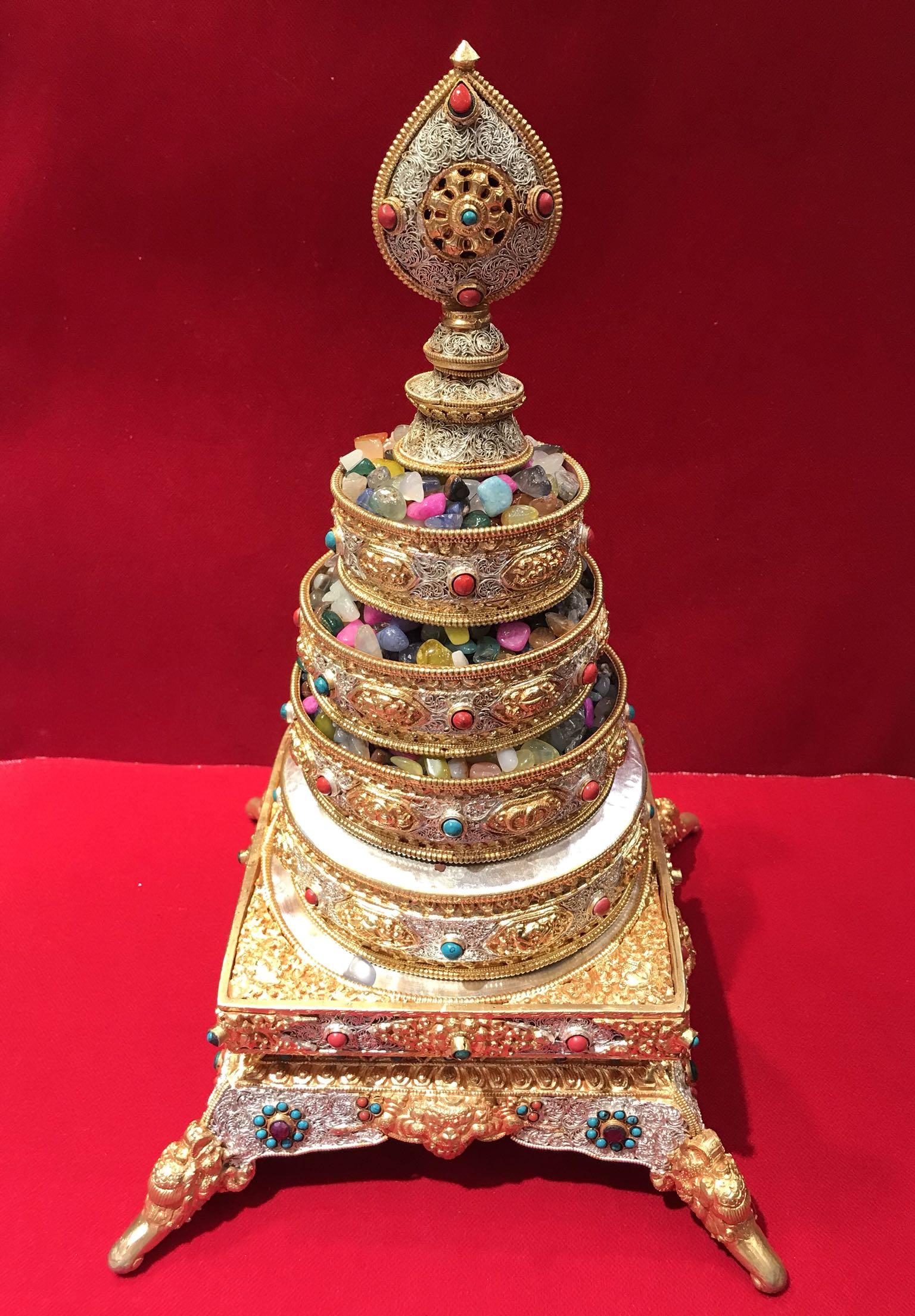 Круги с буддийскими текстами Артикул 591843786546