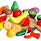 过家家厨房水果蔬菜切切乐儿童切切看男孩女孩木质制亲子玩具套装