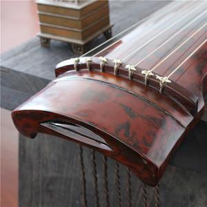 夔音堂李一帆亲杉木仲尼古琴传统乐器COS琴囊琴桌凳非南雁马维衡