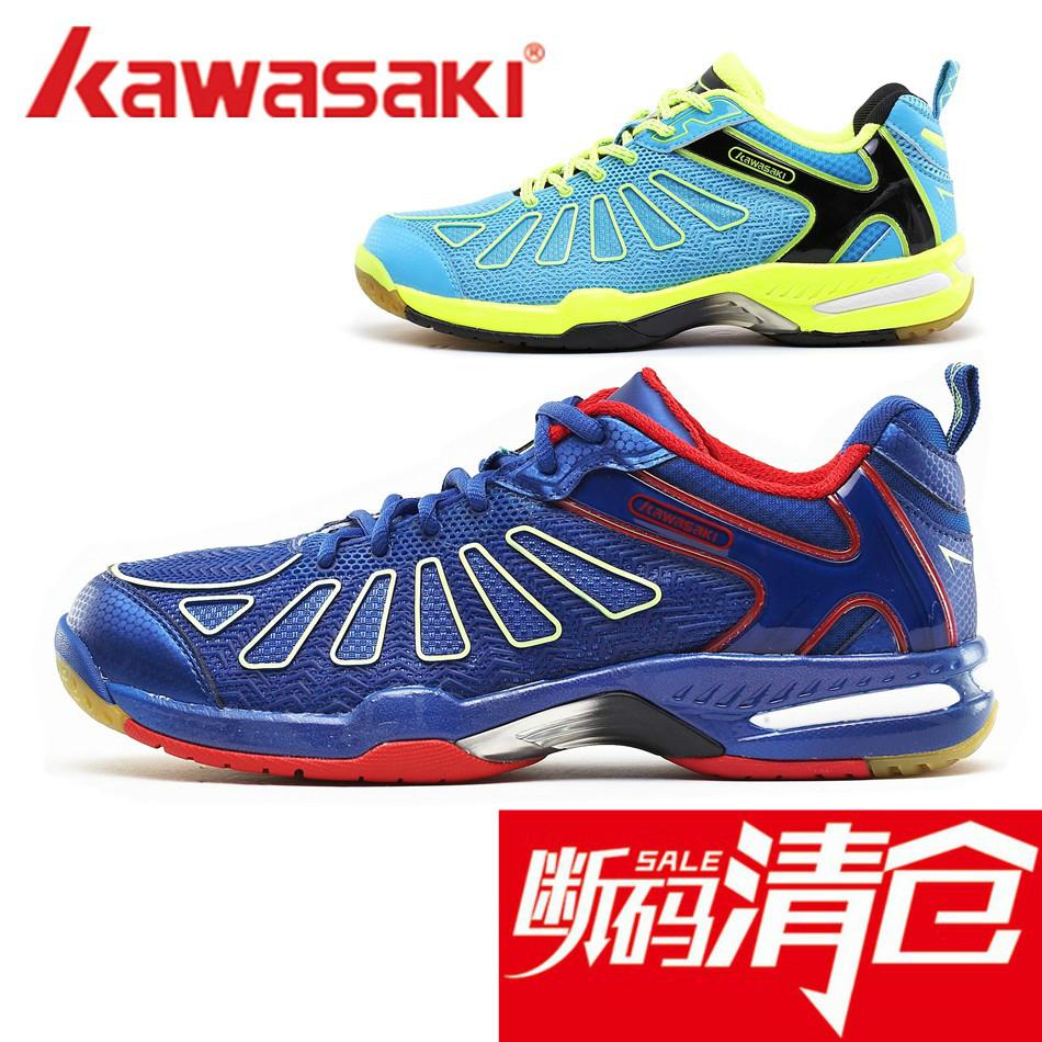 川崎羽毛球鞋男鞋女鞋专业高端运动鞋 狂风系列K610 K611反弹爆发