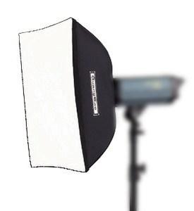 光宝柔光箱70*100cm 摄影棚图片拍摄配件柔光器材 闪光灯无影罩