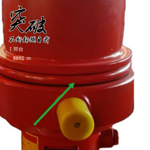 Dump truck accessories oil cylinder top pump base damping washer rubber pad tipping bucket oil cylinder external rubber damping rubber ring