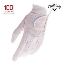 Callaway Callaway Golf Gloves Lady Style fashion Golf Gloves hands female 18 new