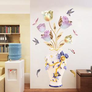 墙壁贴画3d立体墙贴自粘客厅背景墙贴纸温馨卧室玄关墙面装饰墙纸