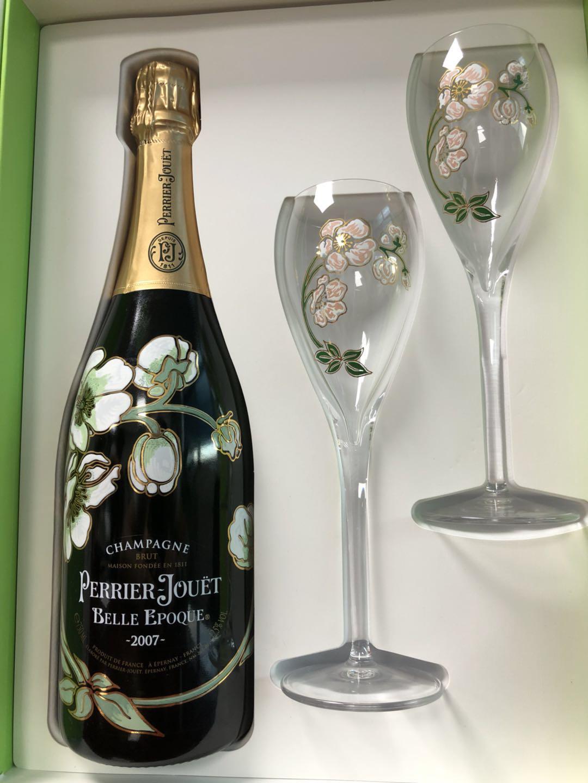 法国巴黎之花 Perrier Jouet Rose 美丽时光年份香槟酒送礼礼盒装