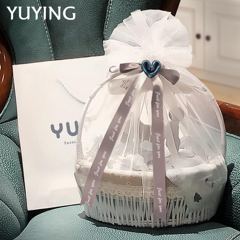 初生婴儿礼盒新生儿衣服套装高档秋冬女宝宝用品送礼满月礼物套盒