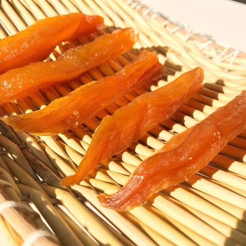 11月11日最新优惠巴大叔美食 红薯干地瓜干蜜薯干 香薯干红薯条番薯干地瓜枣400g