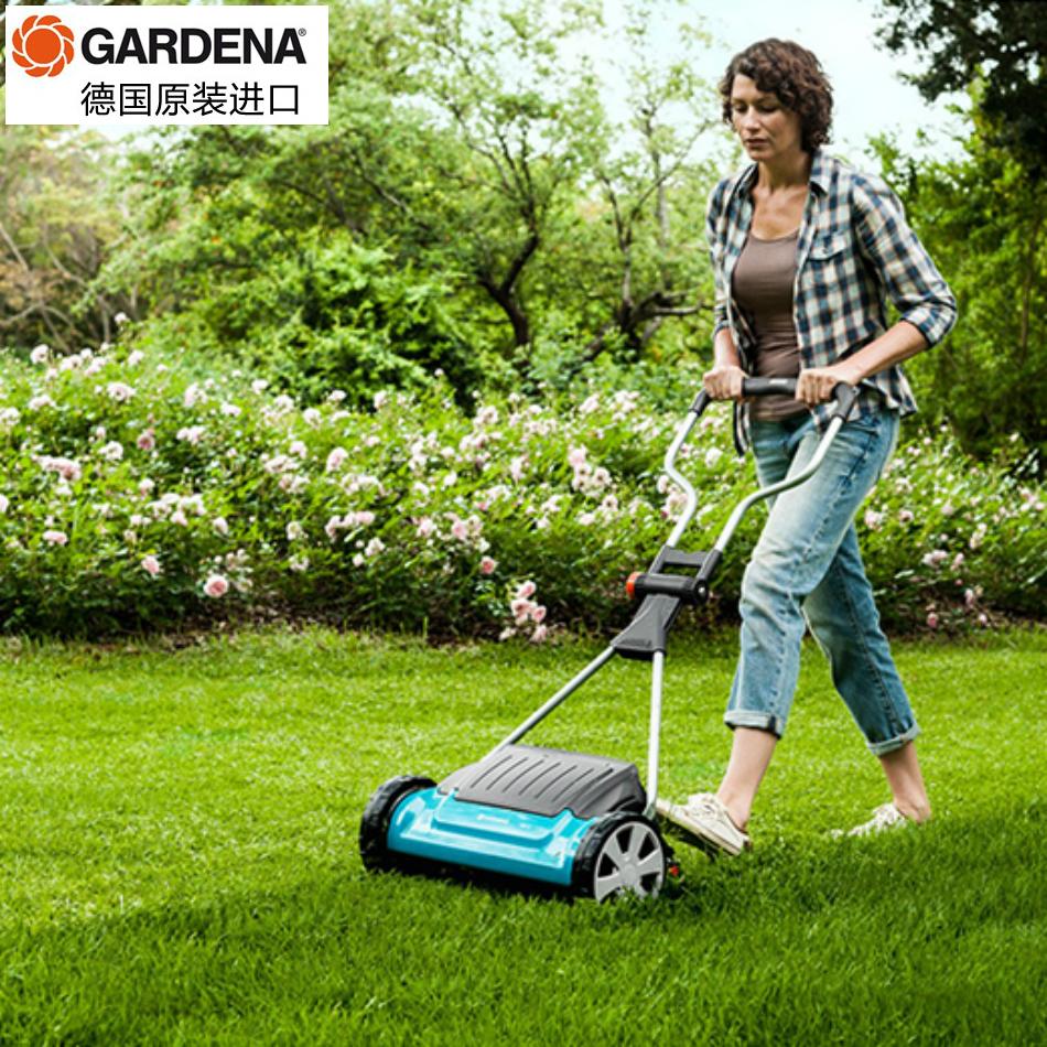 热销0件买三送一进口gardena 4022 / 4018割草机