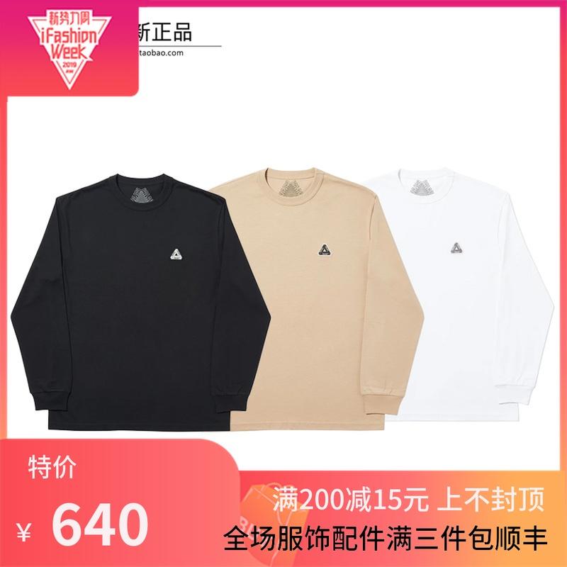 19秋冬 PALACE SOFAR LONGSLEEVE 長袖圓領T恤 WEEK7