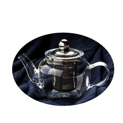 耐高温家用过滤茶玻璃泡茶器养生壶