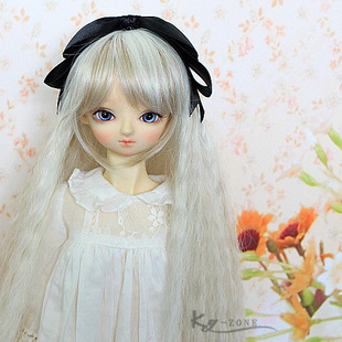 BJD big bow headband hair band 1 12 1 8 1 6 1 4 1 3 size