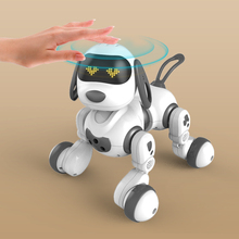 Robot dog remote control dialogue intelligent robot girl electronic electronic children's toy boy dog can walk