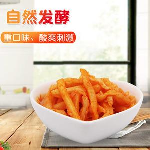 只投螺碗酸笋110g*3袋  广西柳州酸辣开胃下饭菜 酱腌菜 桂林特产