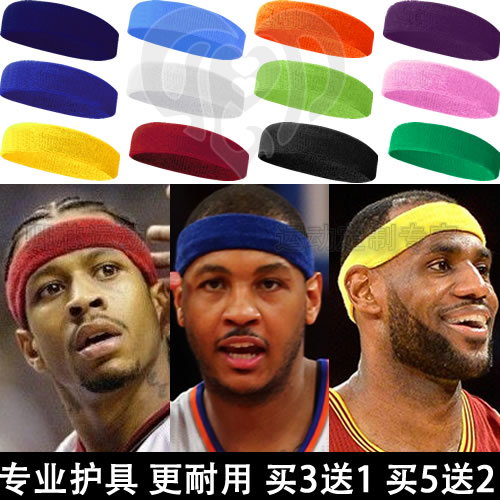 Headband, headband, headband, headband, basketball protective gear, female, James heimanbaki, childrens sweat absorption and warmth keeping, male