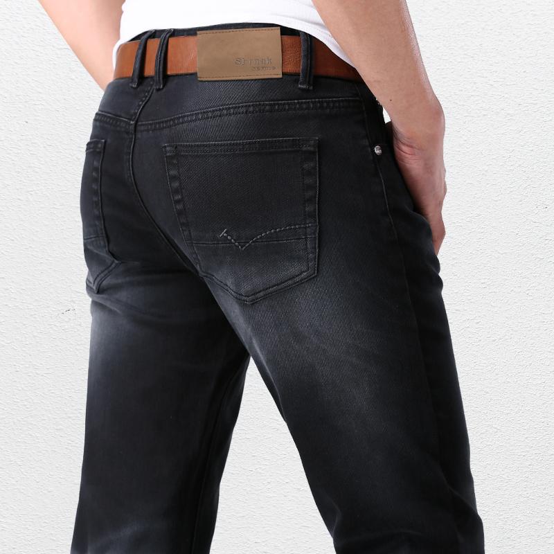 券后168.00元秋冬季款男士直筒宽松大码牛仔裤