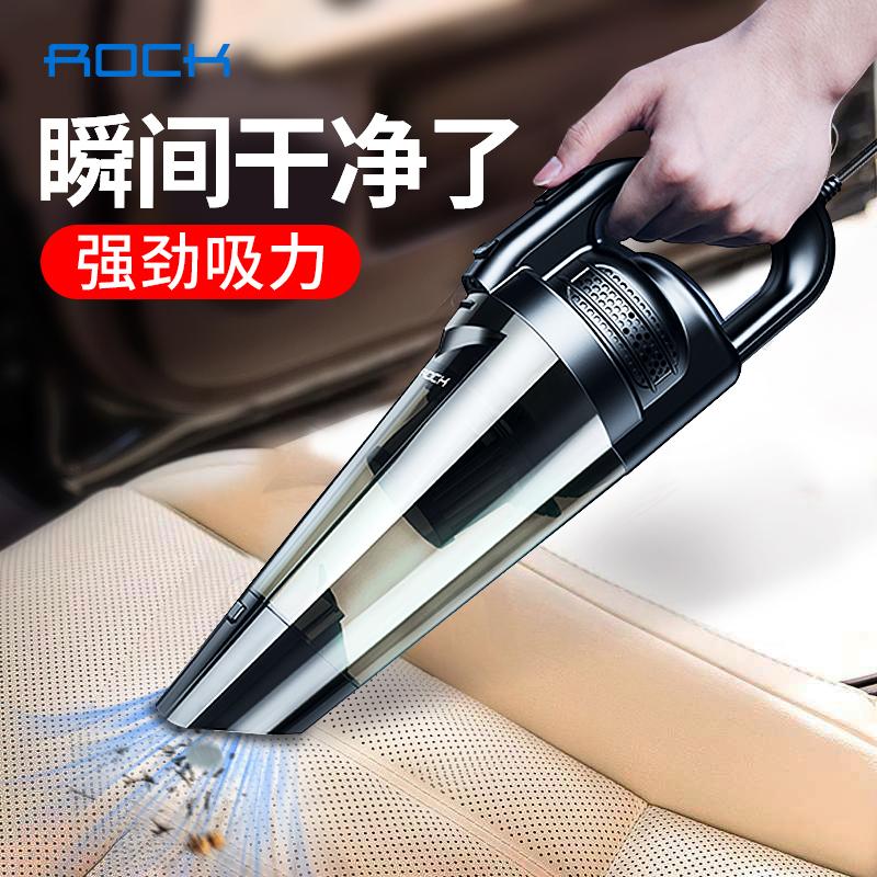 车载吸尘器汽车用大功率强力专用车内家用两用小型迷你便携手持式