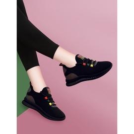 轻奢品牌运动鞋女鞋2020新款百搭网面透气潮鞋跑步网红旅游鞋