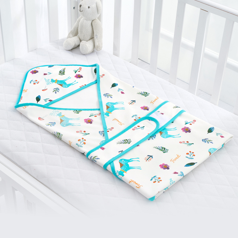 Infant hug and quilt, newborn bag, quilt, baby bag, anti-startle swaddle, thin spring and summer newborn baby products